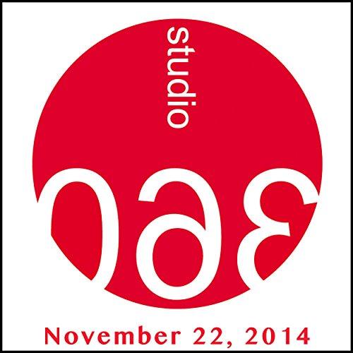 Studio 360: Alan Turing's Hollywood Epic & Charles Mingus: Cat Trainer audiobook cover art