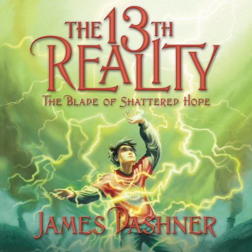 The 13th Reality, Volume 3 cover art