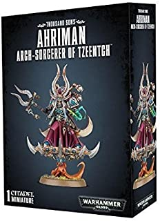 Warhammer 40K Thousand Sons Ahriman Arch-Sorcerer of Tzeentch