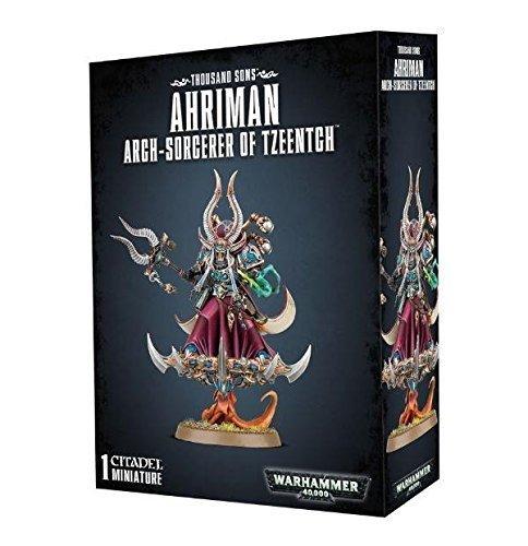 Warhammer 40K Thousand Sons Ahriman Arch-Sorcerer of Tzeentch