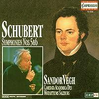 シューベルト:交響曲第5番, 第6番