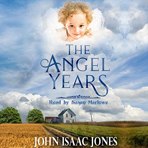 The Angel Years audiobook cover art