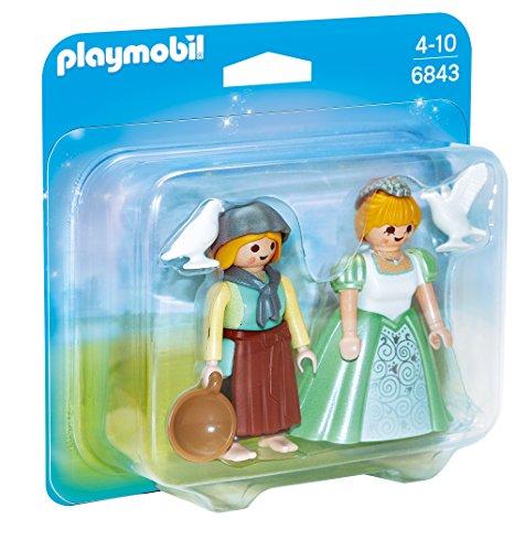 PLAYMOBIL Duo Pack - Duo Pack Princesa Granjera 6843