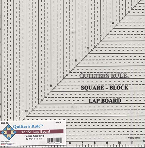 Quilter's Rule 12-1/2-Inch-by-12-1/2-Inch Quilter's Lap Board