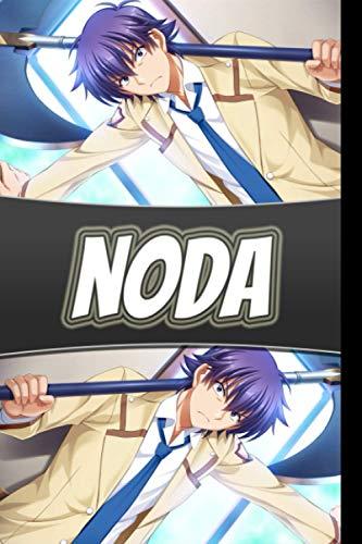 [画像:Composition Notebook: Limited Edition Noda, Angel Beats! Anime Series Fan's Lined Notepad   Blank Ruled Journal to Write Notes: Daily Writing Diary]