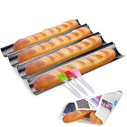 french baguette baking pan - 2