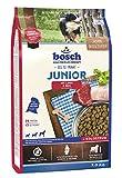 Bosch HPC Junior avec Agneau et Riz, Nourriture Sèche pour Chien Destinée à l'élevage de Chiots Sensibles sur le Plan Nutritionnel, 1 x 3 kg