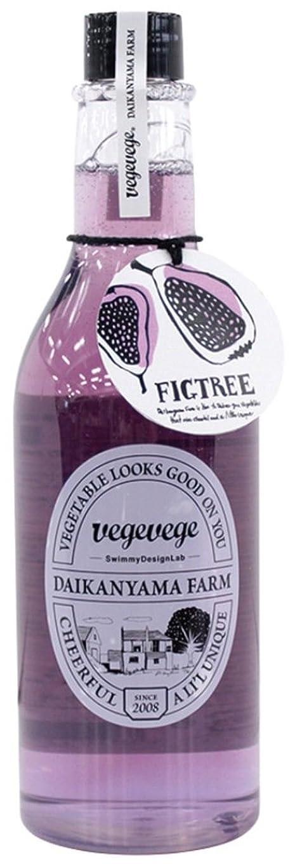 ノルコーポレーション 入浴剤 バブルバス VEGEVEGE フィグツリーの香り 490ml OB-VGE-3-2