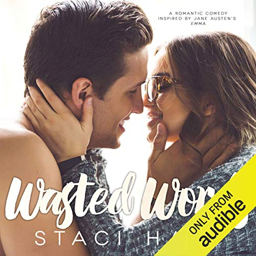 Wasted Words audiobook cover art