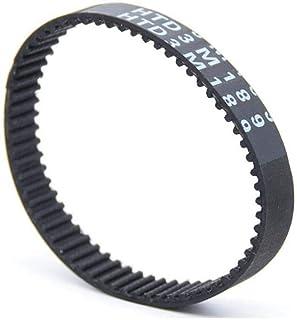 Ochoos HTD 5M Timing Belt C=635//640//645//650 Width 15//20//25mm Teeth 127 128 129 130 HTD5M synchronous Belt 635-5M 640-5M 650-5M Width: 20mm, Length: 650mm Teeth 130, Number of Pcs: 2pcs