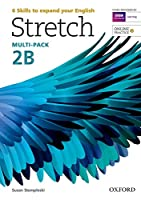 Stretch: Level 2: Student's Book & Workbook Multi-Pack B with Online Practice
