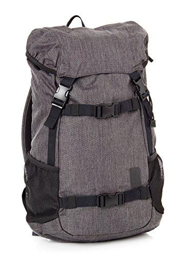 Nixon Landlock Backpack Se Ii, Color: Charcoal Heather, Talla: One Size