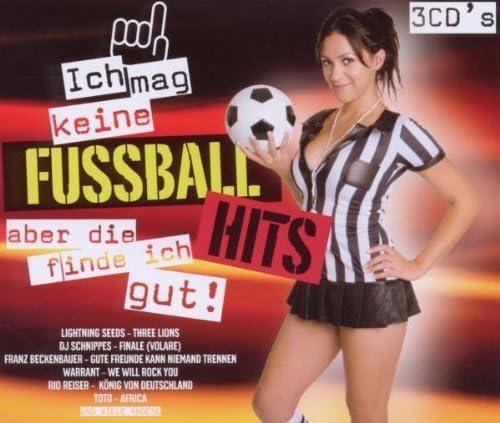 Ich Mag Keine Fussball Hits Aber die Finde Ich Gut by Various Artists 2010 05 04 product image