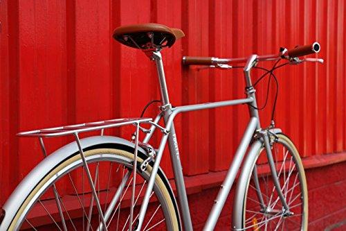 Road Bikes FabricBike City Classic- Comfort Traditional 7 Speed Shimano Bicycle, Hybrid Urban Commuter Road Bike, 700c wheels
