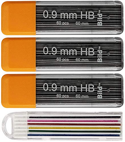 Bild Premium Mechanical Pencil Lead Refills (HB, 0.9 mm)