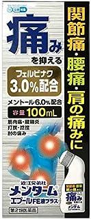【第2類医薬品】メンタームエプールFE液プラス 100ml ×2