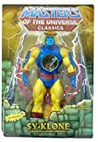 HeMan Masters of the Universe Classics Exclusive Action Figure SyKlone