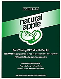 Naturelle Natural - Perm de manzana con pectina por ZOTOS/NATURELLE
