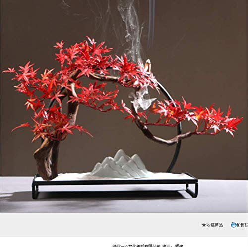YYWK Plant Theatre Bonsai Kit - Feuille d'érable Banyan Chinois