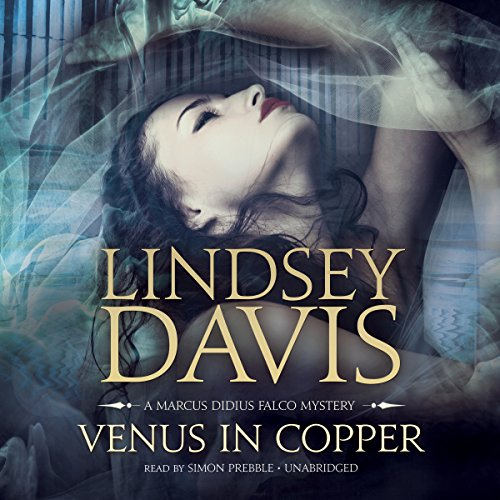 Venus in Copper audiobook cover art