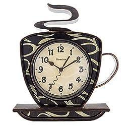 "Westclox 10.25"" Coffee Cup, 3-D Wall Clock – Model# 32038"