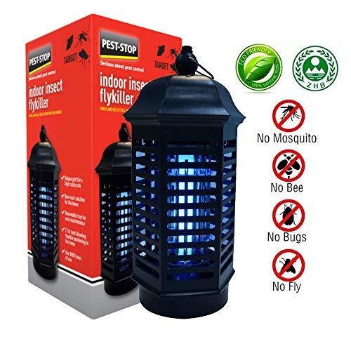 Rc Ocio Lampara Antimosquitos matamoscas eléctrico luz de led Ultravioleta Mata Insectos y Anti Mosquitos 100% Efectivo y Seguro