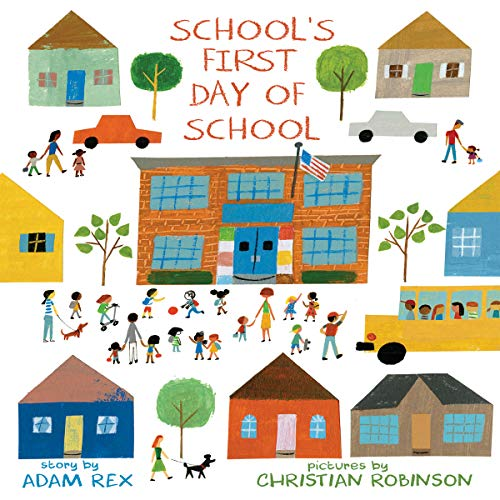 School's First Day of School  By  cover art