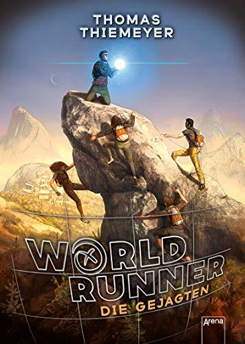 World Runner (2). Die Gejagten: Geocaching-Abenteuer