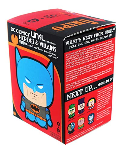 UNKL Presents: DC Heroes & Villains Vinyl Figures Blind Box