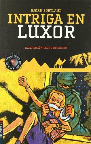 Intriga en Luxor: 2 (Los investigadores del arte)