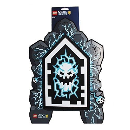 Lego Nexo Knights Schild mit Verbotener Kraft