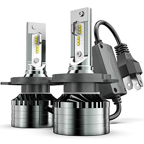 Marsauto H4/9003/HB2 LED best LED bulbs car Headlights
