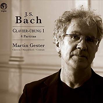 Bach: Clavier-Übung I (Partitas, BWV 825-830)
