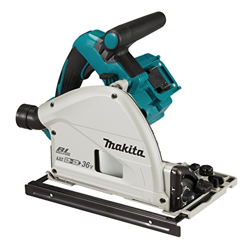 Makita DSP601ZJU, 1200 W, 18 V, Blue, 165mm