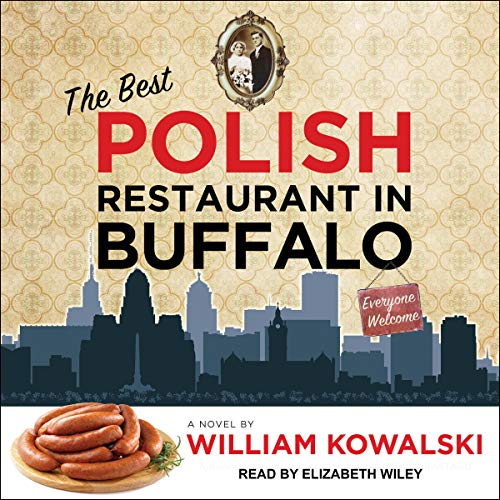 The Best Polish Restaurant in Buffalo audiobook cover art