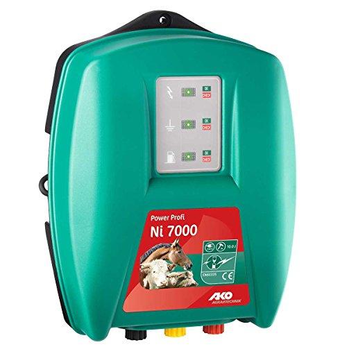 AKO Weidezaungerät Power Profi Ni7000 230 Volt mit AKOtronic - Impulstechnik