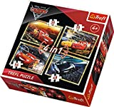Puzzles - '4in1' - Ready to race