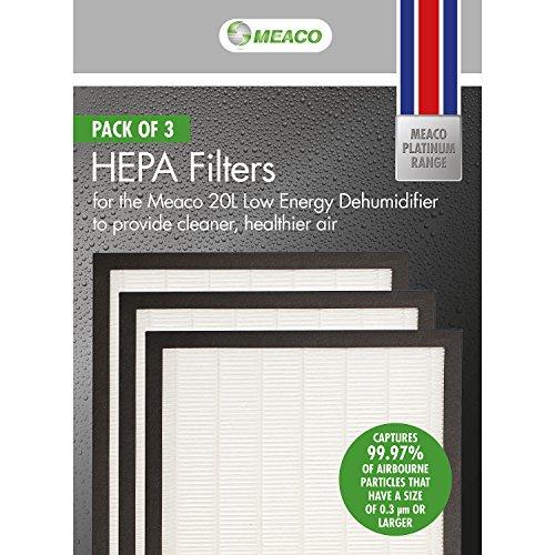 Meaco HEPA Filter für 20 L