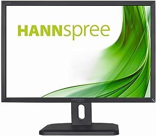 HANNSPREE 61cm/24'' (1920x1200) HP246PDB 16:10 4ms HDMI DisplayPort USB VESA Pivot Speaker WUXGA Black