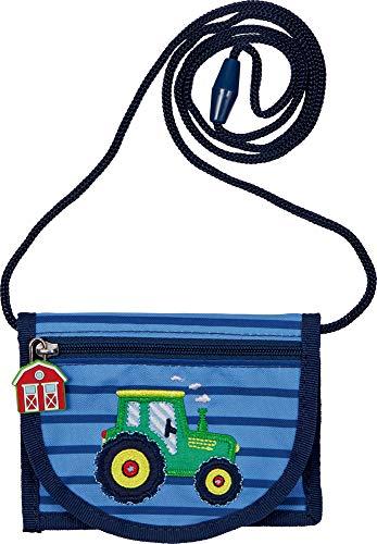 Spiegelburg Coppenrath 15418 - Brustbeutel Traktor (Wenn ich mal groß Bin)