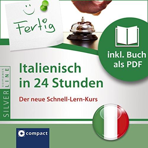 Italienisch in 24 Stunden - Schnell-Lern-Kurs Titelbild