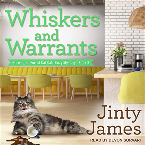 Whiskers and Warrants cover art