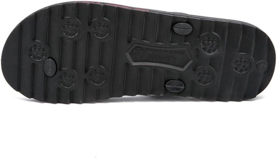 US M Color : Black, Size : 9 D Flip-Flops Sports Flip Sandals Classic Comfortable Insole Flip Flops Casual Style New Non-Slip Wear Outdoor Beach Sandals