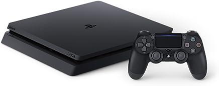 PlayStation 4 Console 500GB Slim Black