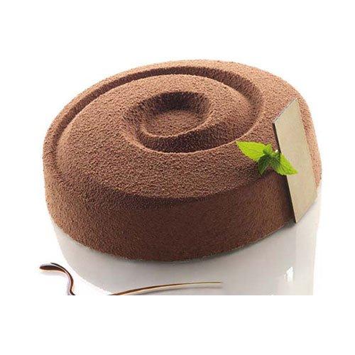 Cuisineonly - Moule silicone vortex. Cuisine : Autour De La Patisserie (moules En Silicone)