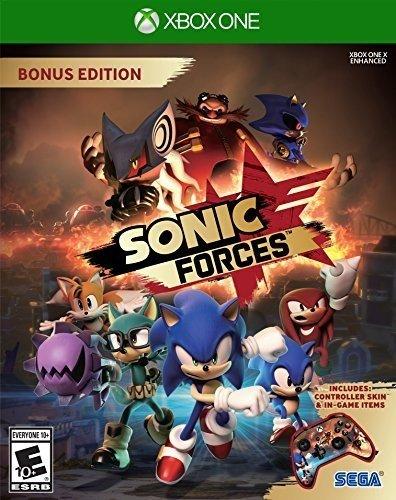 Sonic Forces Bonus Edition - Xbox One