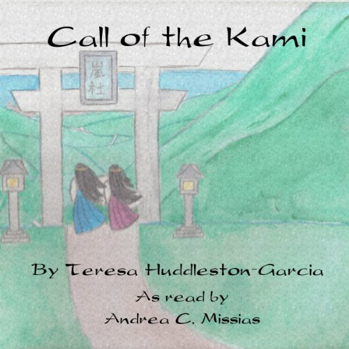 Call of the Kami audiobook cover art