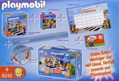 Playmobil 5010 Cooles Schuleinsteiger Set