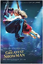 2C069 The Greatest Showman Classic Movie Film Comic 2018 Print Art Silk Poster