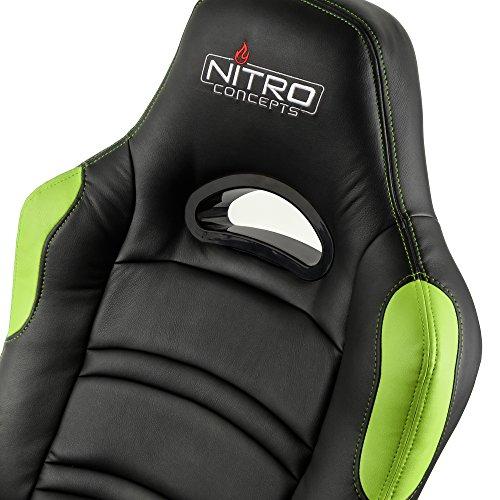 Nitro Concepts C80 Comfort Gaming Stuhl Bild 5*